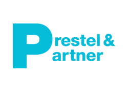 Prestel Logo